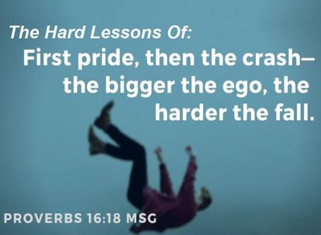 A Hard Lesson!