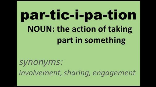 Participatory & Active
