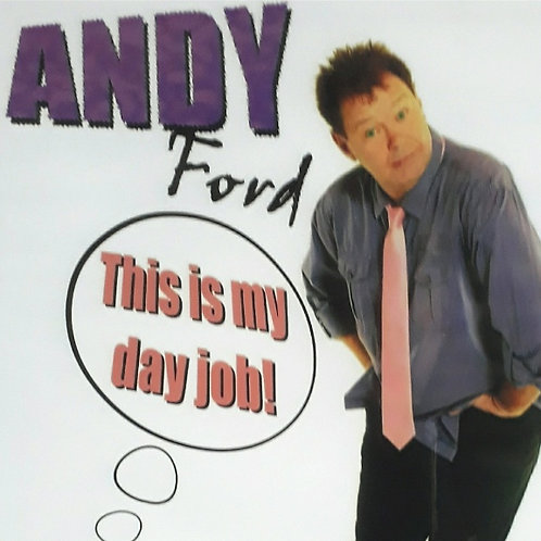 This is my Day Job DVD