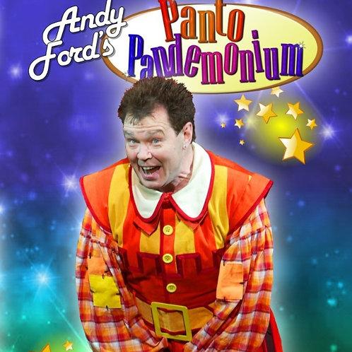 Panto Pandemonium DVD