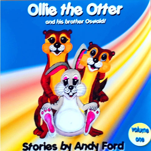 Ollie the Otter Stories Vol 1 (Digital Download)