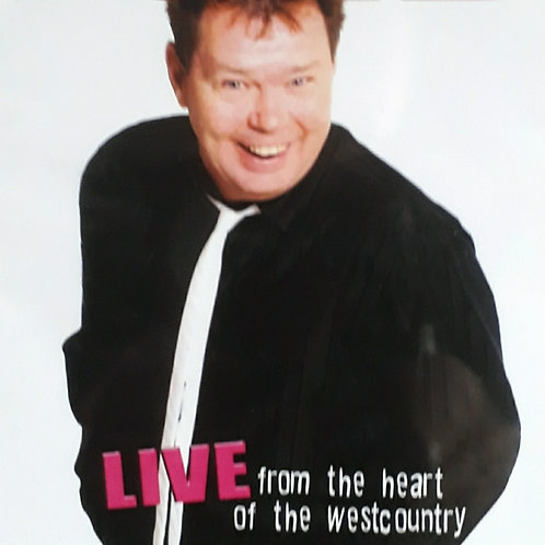 LIVE from the heart of the West Country DVD