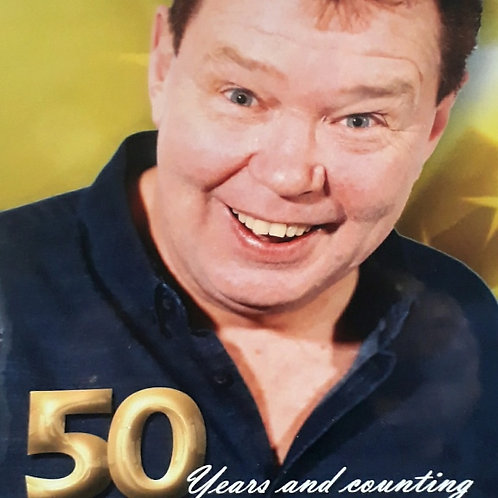 50 Years and Counting DVD