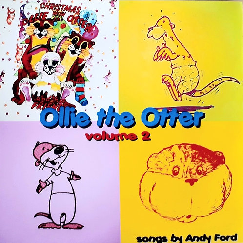 Ollie the Otter Songs Vol 2 (Digital Download)