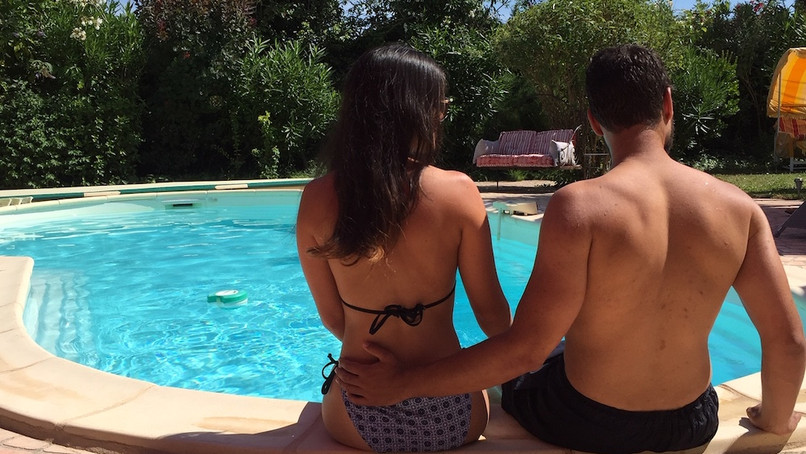 Guest house Avignon swimming pool .jpeg