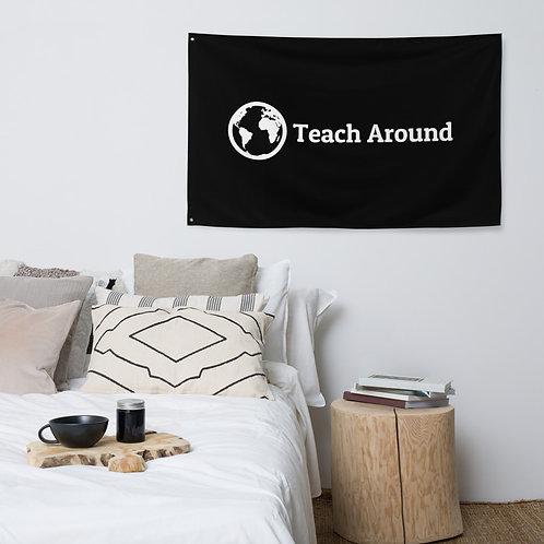 Teach Around Flag