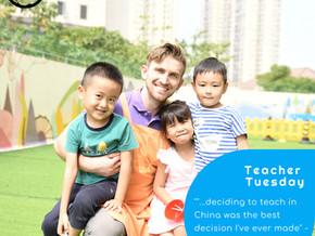 Teacher Tuesday