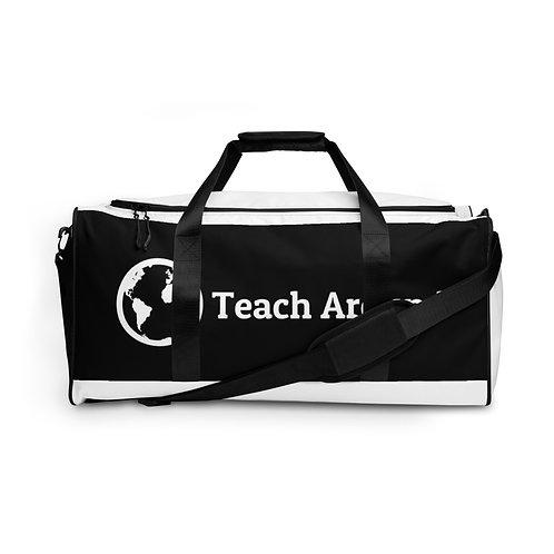 Teach Around Duffle bag