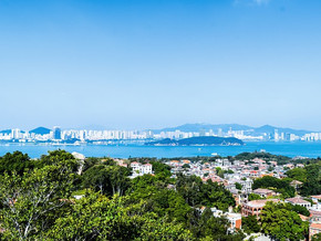 An Idyllic Islet Off the Coast of Xiamen