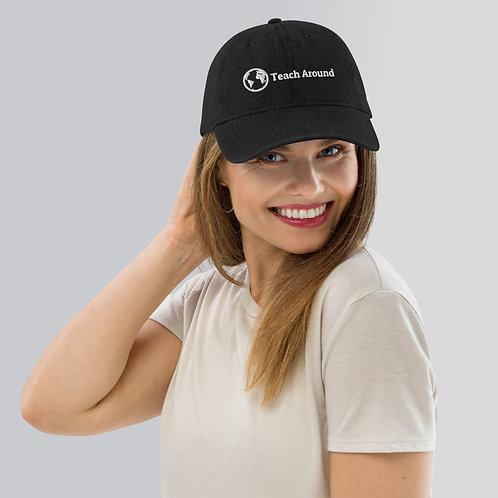 Teach Around Denim Hat