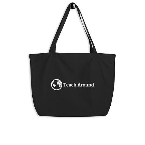 Teach Around Tote Bag