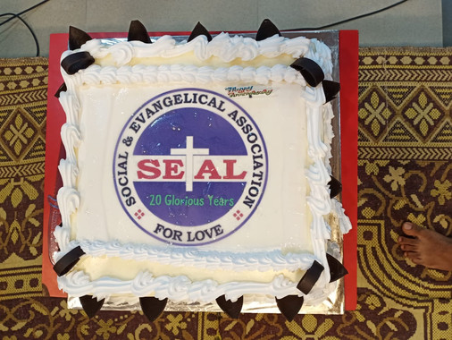 Seal 20th Anniversary