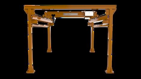 Freestanding Olympus Style Top Running Bridge Crane and Runway System