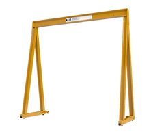 Motoized Gantry Crane