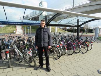 Extra fietsenstallingen na vragen van CDA