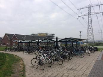 CDA ziet graag uitbreiding fietsenstalling station Baanhoek