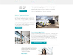 Master Commercial Web Design