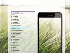 Samsung Interior Page