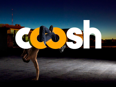 Coosh Brand Design Comp