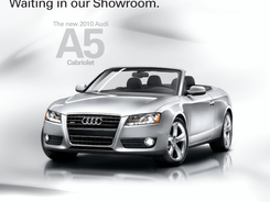 Audi Magazine Ad