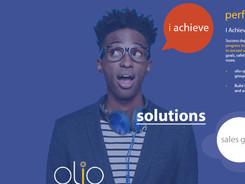 Olio Banner Design