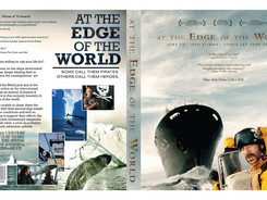 Edge of the World DVD Design