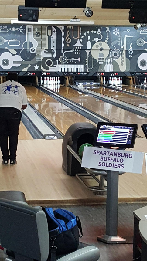 Bowling for Big brother's and sisters March 12, 2016