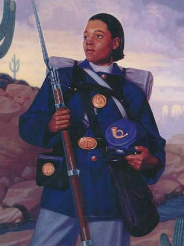 Cathay_Williams_Only_Woman_Buffalo_Soldier_U.S._Army