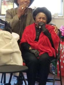 Ceremony Honoring Dewit Jackson's family-December 2016