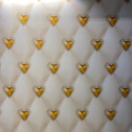 Tufted Hearts