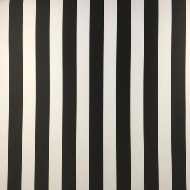 White & Black Stripes