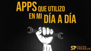 Apps que he utilizo en mi día a día