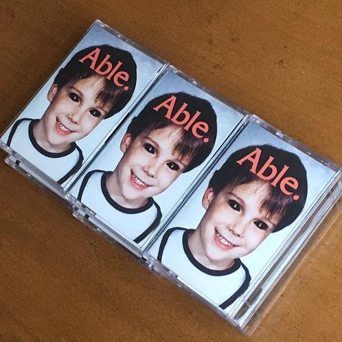 Cassette (w/download code)