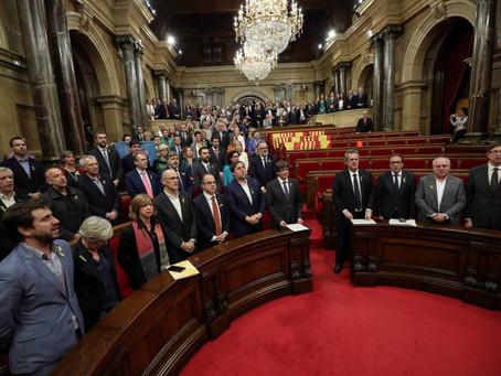 Espanha processa líderes catalães destituídos por rebelião