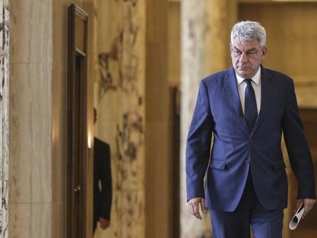 Primeiro-Ministro da Romênia renuncia ao cargo