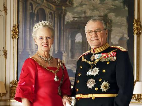 Príncipe Consorte da Dinamarca morre aos 83 anos de idade