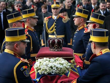 Romênia, em luto, despede-se do Rei Miguel