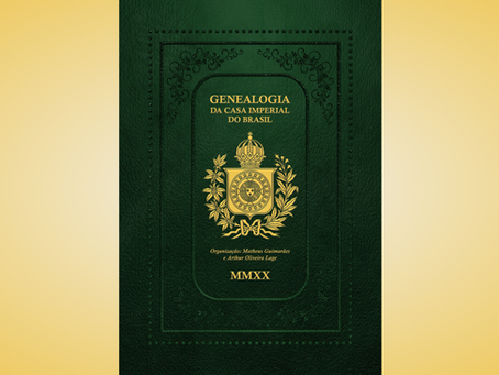 Pró Monarquia lança livro digital sobre a Casa Imperial do Brasil