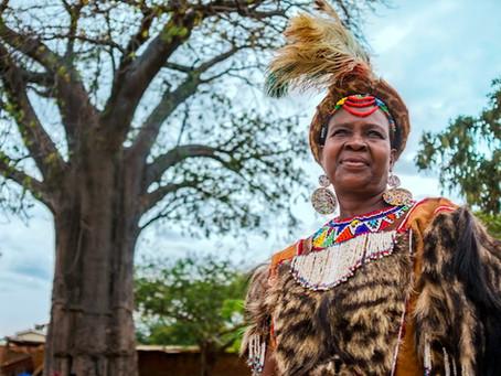 A Princesa africana que já anulou mais de mil casamentos infantis