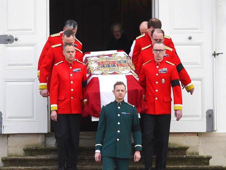 Chefe da Casa Imperial presta condolências à Rainha da Dinamarca