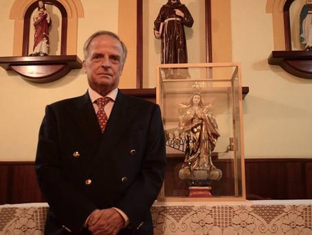 Dom Antonio recebe alta hospitalar