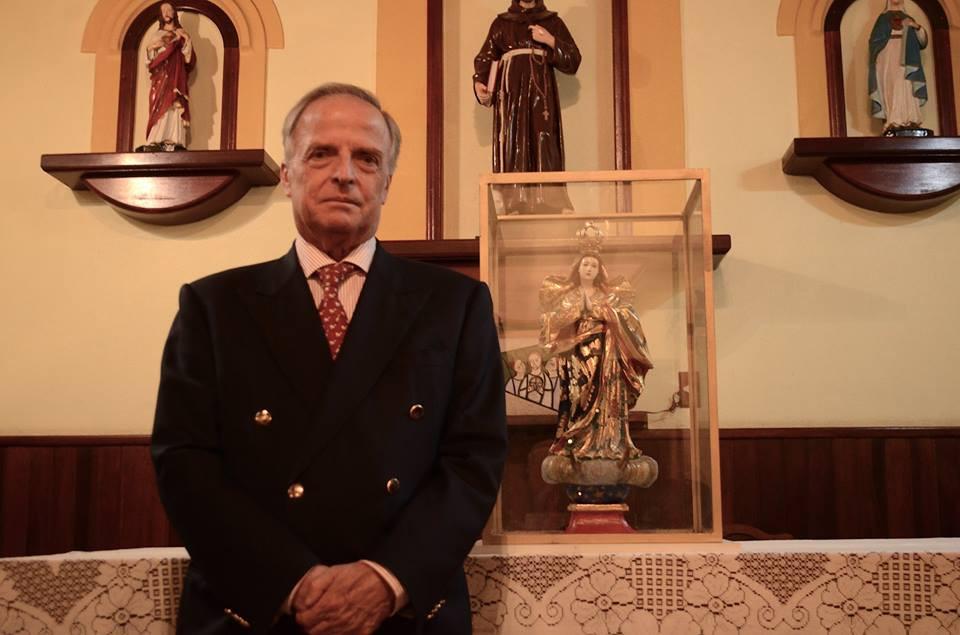 Sua Alteza Real o Príncipe Dom Antonio de Orleans e Bragança