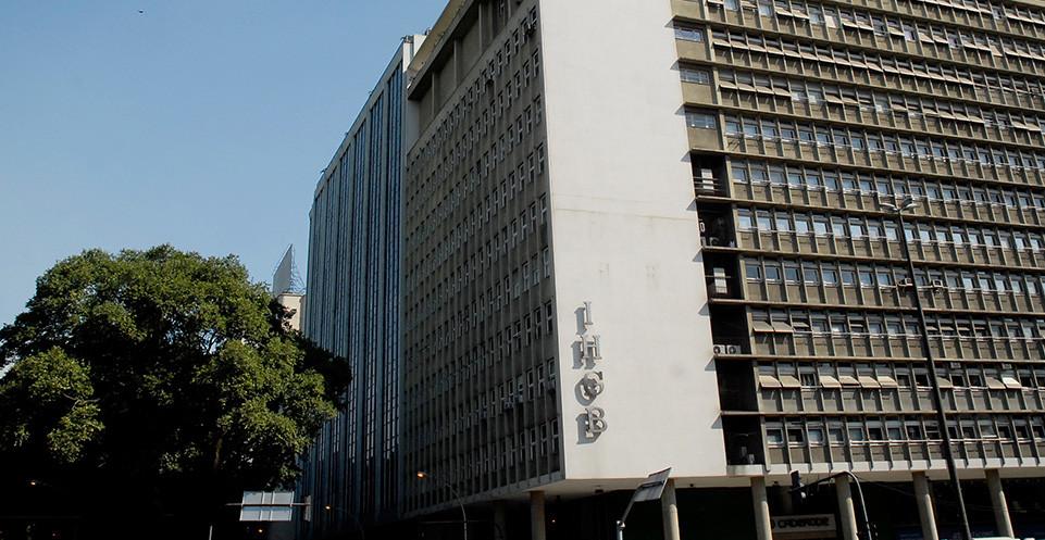 A atual sede do Instituto Histórico e Geográfico Brasileiro, fundado em 1838 pelo Imperador Dom Pedro II
