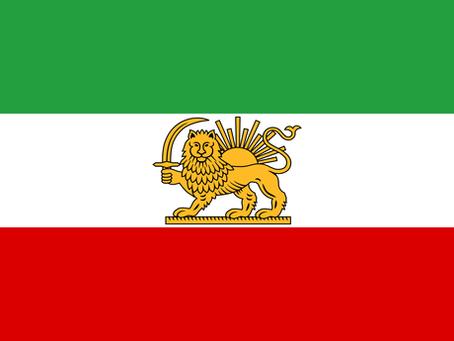 Manifestantes clamam pela volta da Monarquia no Irã