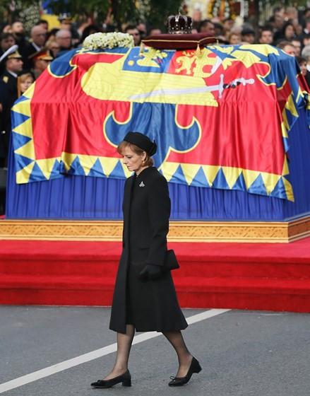 A Princesa Margarida, atual Chefe da Casa Real da Romênia