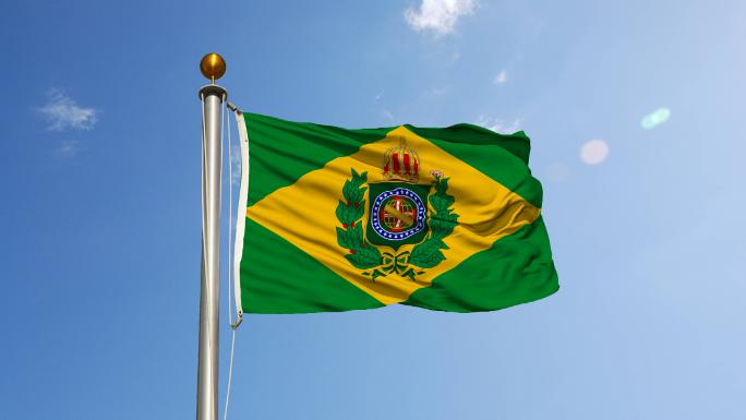 Bandeira do Império do Brasil (1822-1889)