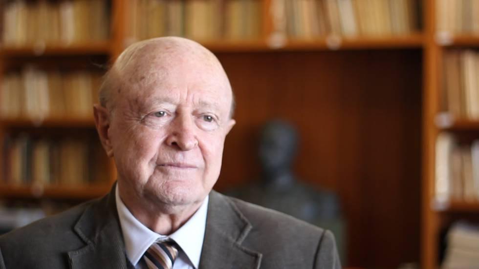 O historiador e sociólogo José Murilo de Carvalho