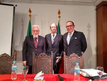 Chefe da Casa Real Portuguesa participa de evento no Brasil