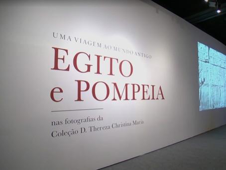 Exposição com acervo de fotos de D. Pedro II e D. Teresa Cristina está em cartaz no Rio
