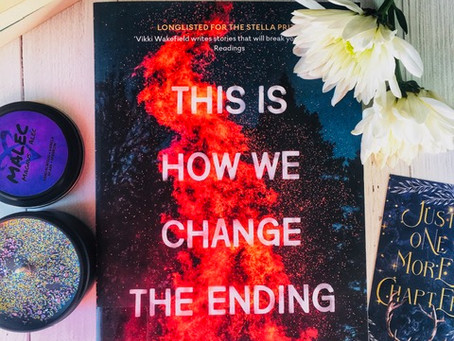 This is how we change the ending, by Vikki Wakefield